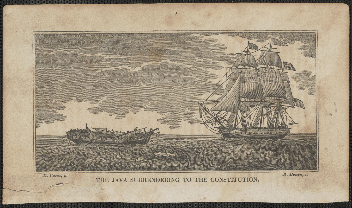 The Java surrendering to the Constitution