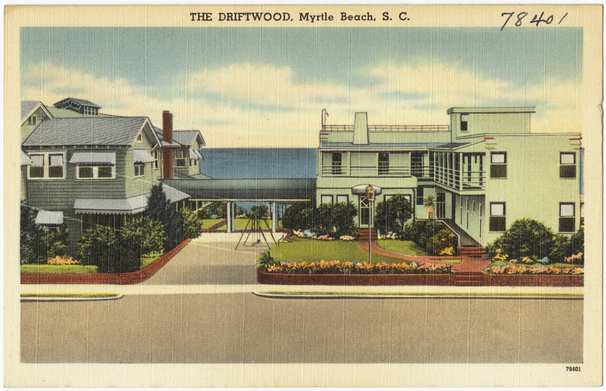 The Driftwood Myrtle Beach S C