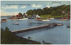 Annisquam Harbor, Gloucester, Mass.