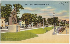 Stacy Boulevard, Gloucester, Mass.