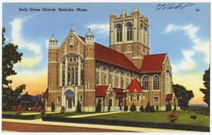 Holy Cross Church, Holyoke, Mass.