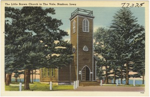 The Little Brown Church in the Vale, Nashua, Iowa