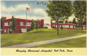 Murphy Memorial Hospital, Red Oak, Iowa