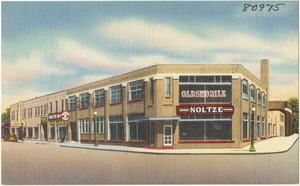 Noltze Motor Co., Sioux City, Iowa