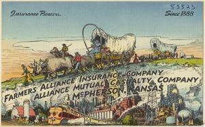 Farmers Alliance Insurance Company, Alliance Mutual Casualty Company, McPherson, Kansas