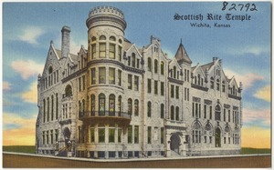 Scottish Rite Temple, Wichita, Kansas
