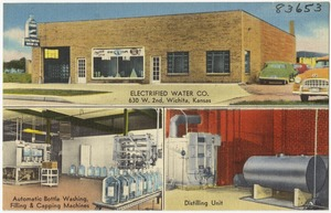 Electrified Water Co., 630 W. 2nd, Wichita, Kansas