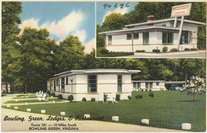 Bowling Green Lodges & Restaurant, Route 301 -- 10 Miles South, Bowling Green, Virginia