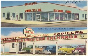 Rockcastle Motor Sales, Inc., 2300 Madison Ave., Covington, KY.
