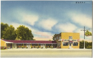 Dixie Motor Court and Restaurant