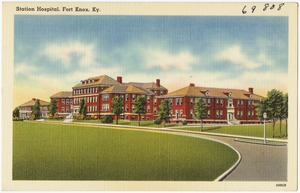 Station Hospital, Fort Knox, Ky.