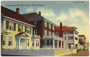 Cottages and Kay Hotel, Ocean City, Maryland
