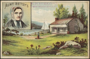 Aunt Betsy's Green Ointment