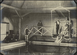 Swimming Exercises, The Royal Normal College for the Blind, England