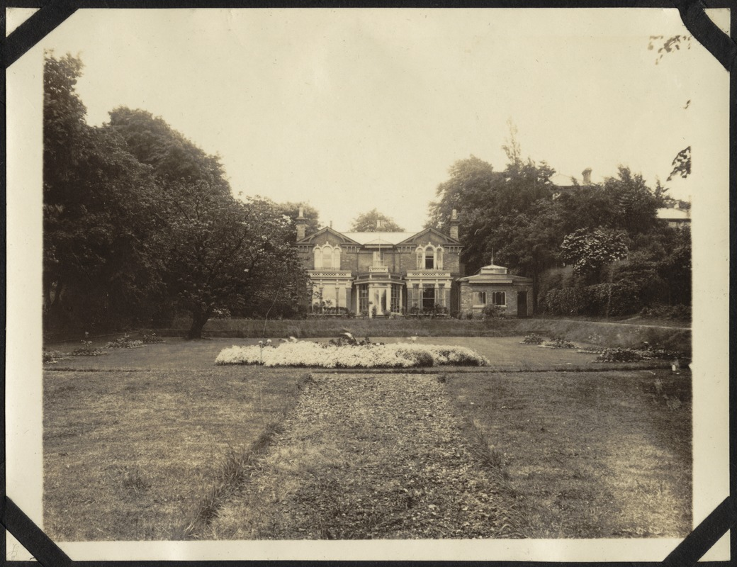 Windermere, The Royal Normal College for the Blind, England