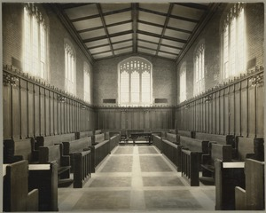 Allen Chapel, Perkins School for the Blind