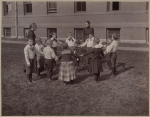The Wheelwright, Kindergarten for the Blind Games