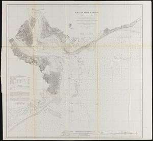 Charleston Harbor and its approaches