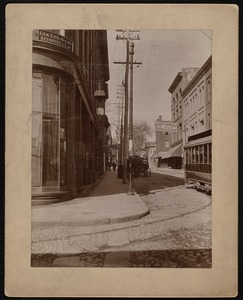 Fourth Street (Purchase Street), New Bedford