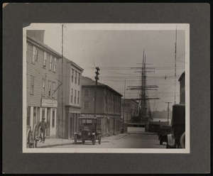 New Bedford Street and Waterfront