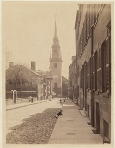 Christ Church, Salem Street