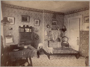 Missionary's room