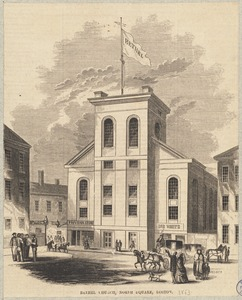 Bethel Church, North Square, Boston