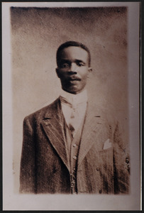 Alfred Brown, Keitha's maternal grandfather