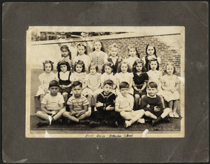 First grade Atherton School