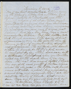 """Manuscript autograph note: """"Learning to Read"""" and manuscript poems: """"Apollo may fret, etc."""" """"There's one in the world... """" and """"Always be sad, never look glad."""""""