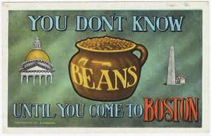 Boston Postcard Collection