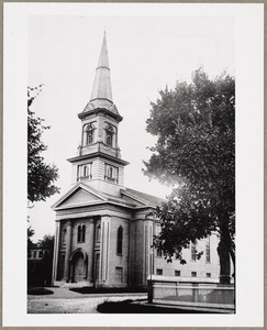 Congregational Church, Pleasant Street