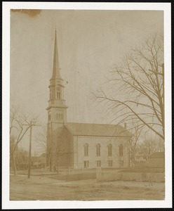 First Parish Unitarian-Universalist Church (fourth structure)
