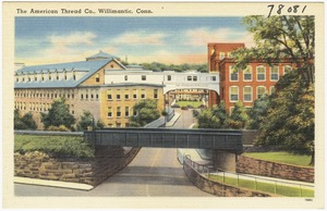 The American Thread Co., Willimantic, Conn.