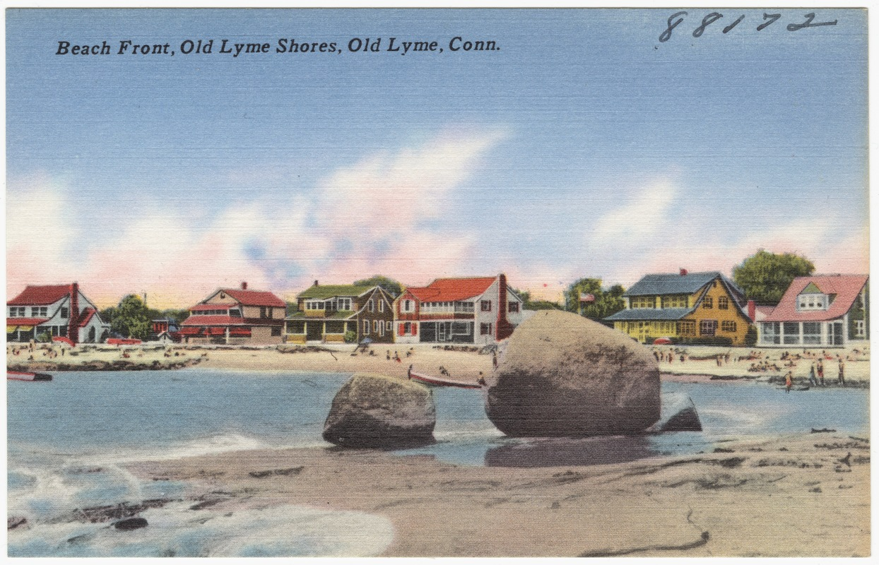 Beach Front Old Lyme Ss Conn