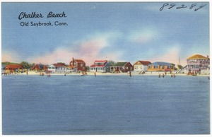 Chalker Beach, Old Saybrook, Conn.
