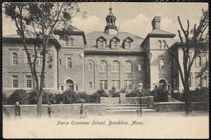 Pierce Grammar School, Brookline, Mass.