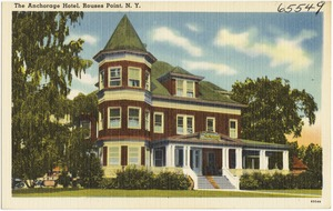 The Anchorage Hotel, Rouses Point, N.Y.
