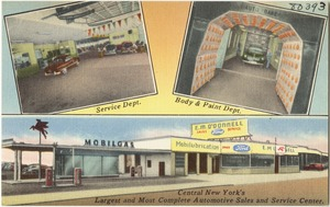 Central New York's largest and most complete automotive sales and service center.