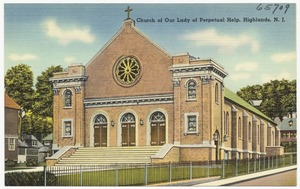 Church of Our Lady of Perpetual Help, Highlands, N.J.