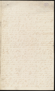 Letter from J.C. Jeffries, Embreeville, Pa., to William Lloyd Garrison, April 4th 1846