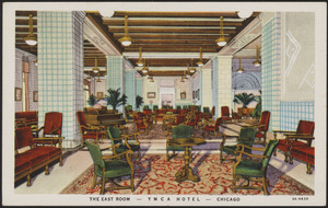 The East Room YMCA Hotel Chicago