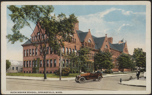 Buckingham School, Springfield, Mass.