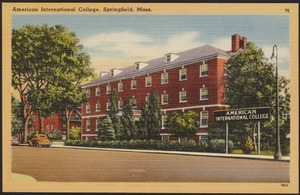 American International College, Springfield, Mass.