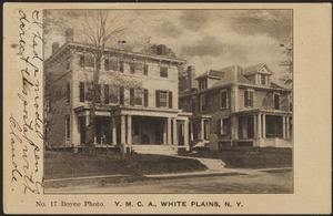 Y.M.C.A., White Plains, N. Y.