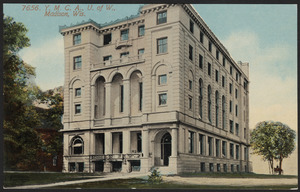 Y.M.C.A., U. of W., Madison, Wis.