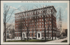 270 - Y.M.C.A. building, Grand Rapids, Mich.