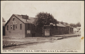 7th Regiment, Y.M.C.A., Camp Perry, U.S.N.T.S., Great Lakes, Ill.