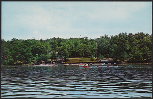 Huntington YMCA Camp Dick Runyan on Little Tippecanoe Lake