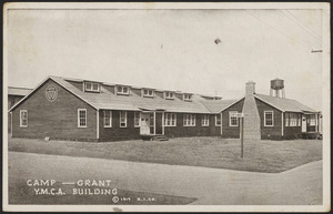 Camp - Grant Y.M.C.A. building
